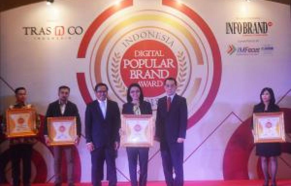 OBH COMBI Anak Turut Raih Indonesia Digital Popular Brand Award 2018