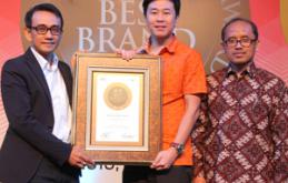 OBH Combi Menangkan Marketeer Award Dan Indonesia Best Brand Award 2015